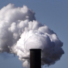 Climatologists say China and the U.S. account for over 40% of the world's carbon emissions.