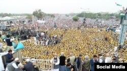 آزادی مارچ کے شرکا اسلام آباد میں موجود ہیں۔