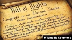 First Amendment, U.S. Constitution