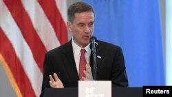 Руководитель USAID Марк Грин