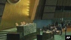 Нуклеарните прашања централни во говорот на Обама пред ОН