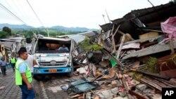 زلزله شنبه شب در اکوادور از زلزله بزرگ سه دهه پیش، تلفات بیشتری داشته است.