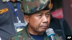 Komandant tajlanskih fokaArpakorn Jukongkaev saopštio je da je pripadnik foka stradao prilikom akcije spasavanja dečaka