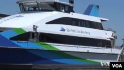 샌프란시스코 새 교통수단, 연락선
