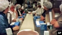 美国生产的避孕药(资料照片)