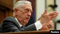 Міністр оборони США Джим Маттіс
