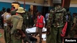 6일 케냐 만델라에서 소말리아 알샤바브 반군의 소행으로 추정되는 폭탄공격으로 수십명의 사상자가 발생했다.