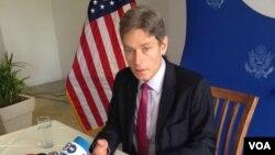 Tom Malinowski, Icegera c'umunyambanga wa Leta zunze ubumwe z'Amerika ajejewe agateka ka zina muntu, demokarasi n'akazi