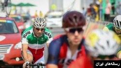 بهمن گلبارنژاد روز چهارشنبه در یک مسابقه دیگر چهاردهم شده بود.