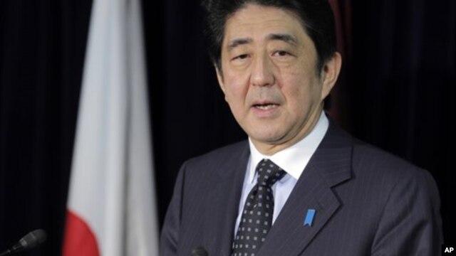 Tân thủ tướng Nhật Bản Shinzo Abe