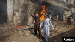 El video contra Mahoma desató la furia de los islamistas en numerosos países.