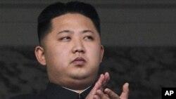 김정은 국방위 제1위원장. (자료사진)