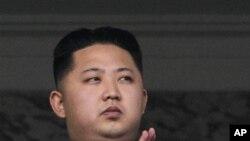 김정은 노동당 군사위원회 부위원장 (자료사진)