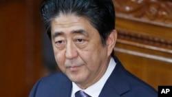 Firayim Ministan Japan Shinzo Abe