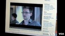ທ້າວ Edward Snowden ທີ່ລີ້ຊ່ອນ ຢູ່ໂຮງແຮມແຫ່ງນຶ່ງໃນ ຮົງກົງ ປັດຈຸບັນນີ້ ໄດ້ຫາຍສາບສູນ ບໍ່ຮູ້ວ່າຢູ່ໃສ