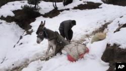 پاکستان میں بھی برف باری کا آغاز،پہاڑوں نے سفید چادر اوڑھ لی