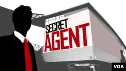 Agent-Plakat