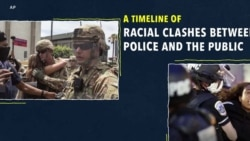Timeline of Racial Clashes Between US Police and Civilians