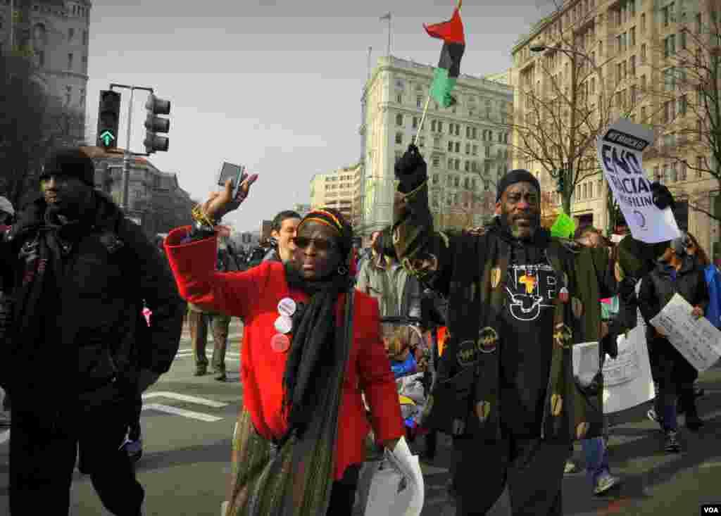 Марш по Пенсильвания-авеню