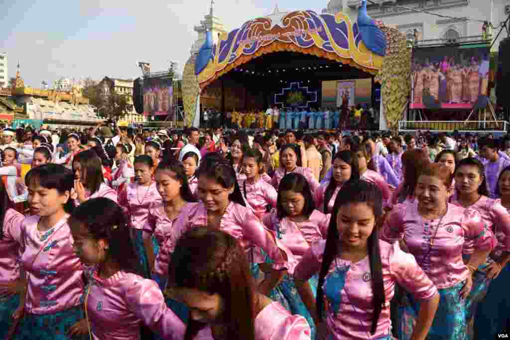 2019 yangon thingyan