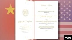 白宫国宴缅因龙虾待客