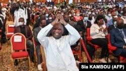 Laurent Gbagbo investi à la tête du Parti des Peuples Africains