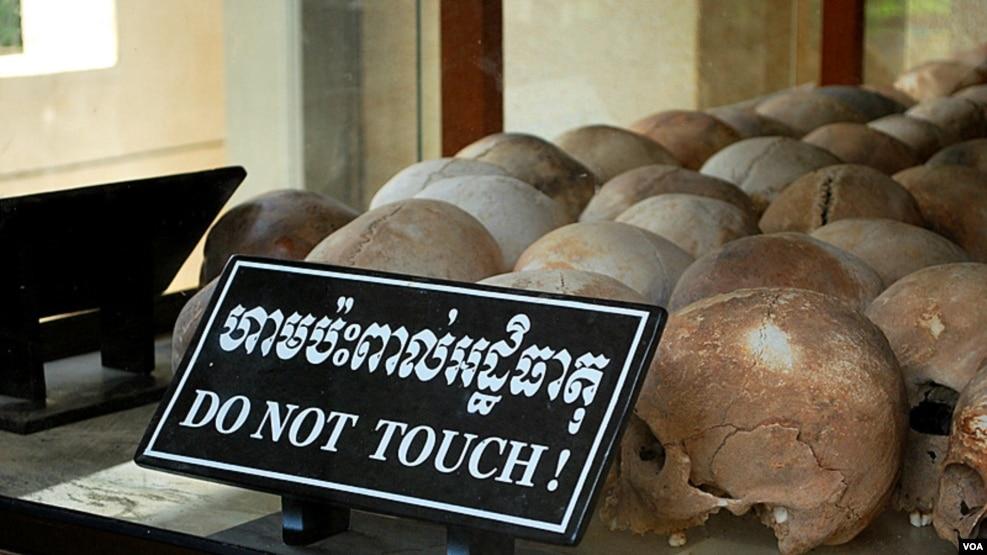 """柬埔寨的""""仇越""""魔咒"""