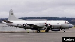 El gobierno en disputa de Nicolás Maduro aseguró que se trata de la misma aeronave que violó, según ellos, su espacio aéreo el viernes.
