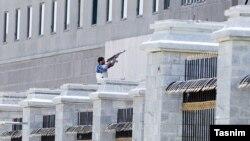 حمله به مجلس شورای اسلامی