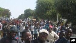 Namibe: Novo protesto contra sistema de distribuição de terrenos