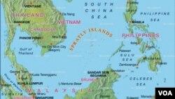 AS menuduh Tiongkok meningkatkan ketegangan di Laut China Selatan dengan menempatkan pasukan militer di kawasan tersebut.