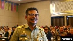 Gubernur Sulawesi Selatan Syahrul Yasin Limpo, salah satu kepala daerah di Indonesia yang keluarganya mendominasi politik lokal selama hampir empat generasi. (Foto: Dok)