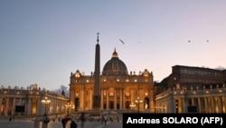 Roma, Praça S. Pedro