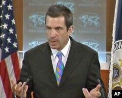 美国务院副发言人马克•托纳