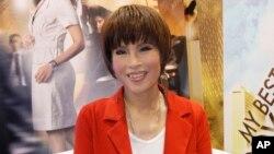 Công chúa Thái Lan Ubolratana Rajaka.