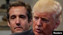 Michael Cohen ve Donald Trump