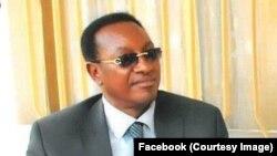 Bruno Tshibala, ex-secrétaire général adjoint de l'Union pour la démocratie et le progrès social (UDPS), à Kinshasa, le 2 février 2017. (Facebook)