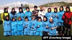 تیم منتخب فوتبال بانوان کابل