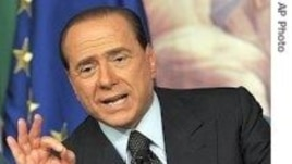 Silvio Berlusconi (file photo)