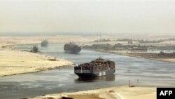 İranın hərbi gəmilərinin Süveyş kanalı ilə tranziti ləngiyir