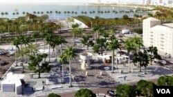 Nova Marginal de Luanda, Avenida 4 de Fevereiro