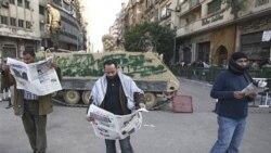 ارتش مصر از تظاهرکنندگان خواست به زندگی عادی و معمول خود بازگردند