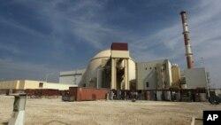 Атомна електростанція в Бушері