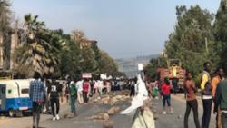 Deggersa Jawaar Mohaammadiif Hiriira Ambotti Geggeessame Irratti Walitti-bu'insi Uumamee Jira