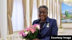 Pamela Spratlen 2015-yil boshidan beri AQShning O'zbekistondagi elchisi