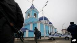 Церква в Грозному