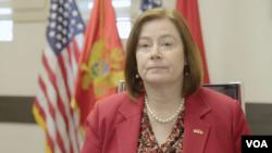 Džudi Rajzing Rajnke, ambasadorka SAD u Crnoj Gori