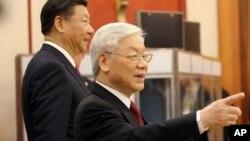 Vụ đại án PVN nằm ưu tiên hàng đầu trong chiến dịch chống tham nhũng của Tổng bí thư Nguyễn Phú Trọng.