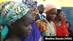 'Yan mata 'yan makaranta da 'yan Boko Haram suka sace