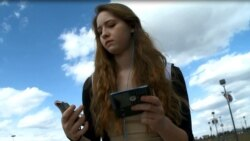 Cell Phones Increasing Distracted Walking